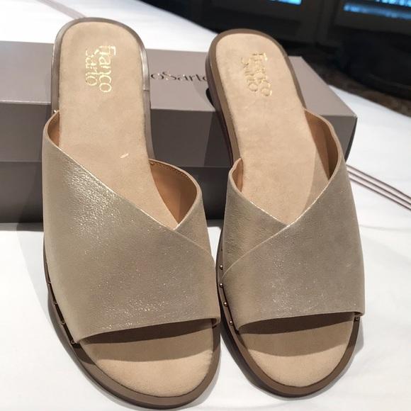 9d70d0d7e825 NIB Franco Sarto Sandals sz 10